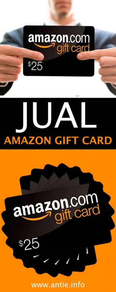 jual amazon gift card