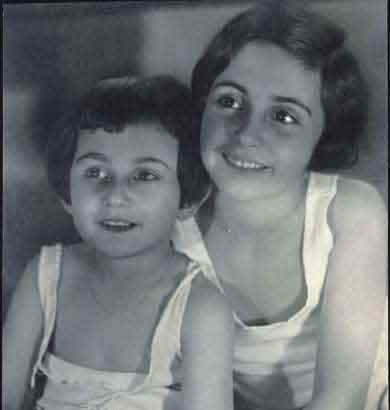 anne frank sister