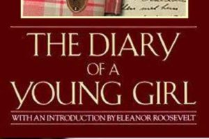 buku diary anne frank