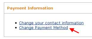 change payment amazon affiliate