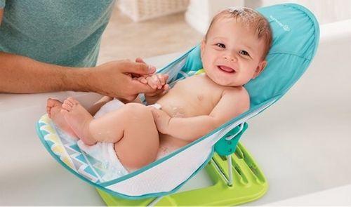 Baby Bather. 28 Kado untuk bayi yang baru lahir