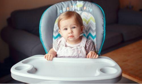 Kursi Makan Bayi. 28 Kado untuk bayi yang baru lahir