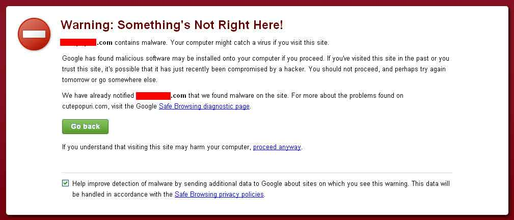 mengatasi website  wordpress kena malware