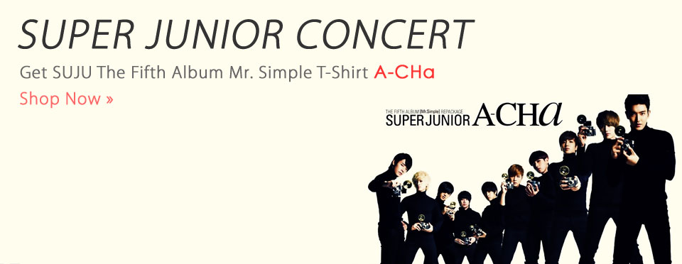 Super Junior World Tour Concert Jakarta Indonesia 28 - 29 April 2012