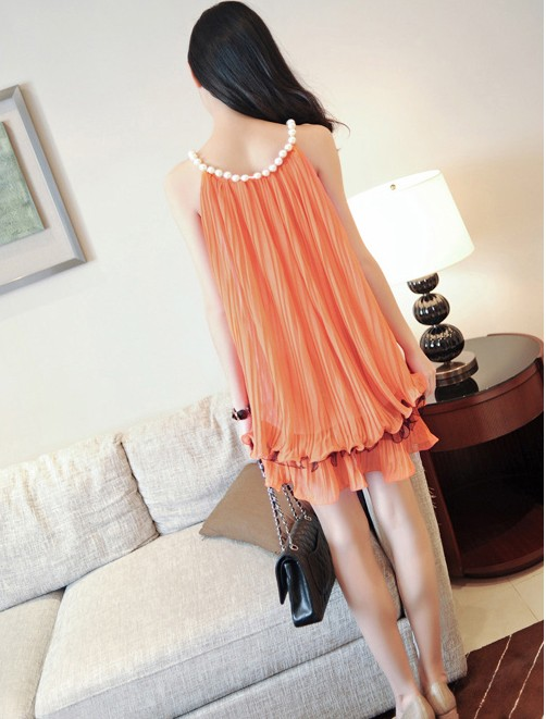 Dress Pesta Chiffon