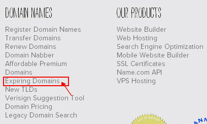 How-to-find-expiring-domain