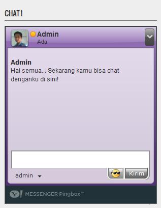 Yahoo Messenger Pingbox Sudah Tidak Ada