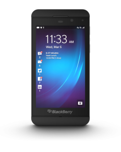 BlackBerry Z10 Indonesia