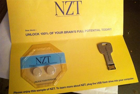 NZT Drugs in Limitless Movie