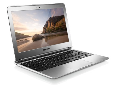 Samsung ChromeBook dengan Sistem Operasi Google Chrome