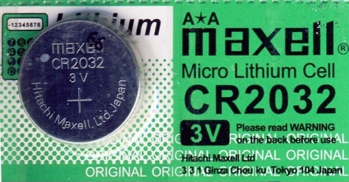 Baterai Key BCA Maxell CR2032