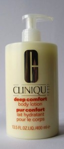 Clinique Deep Comfort Body Lotion