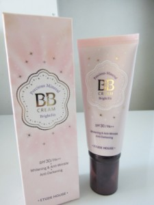 Etude House Precious Mineral Bright Fit BB Cream