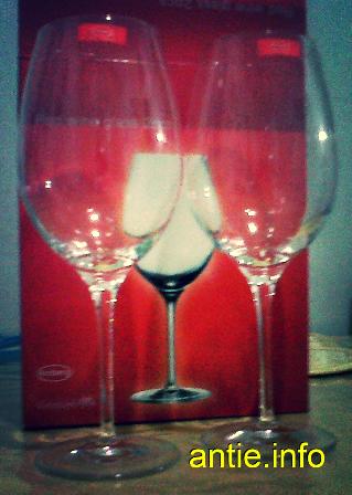 Promo Arzberg Hypermart Gelas Red Wine