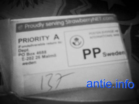 StrawberryNet Package