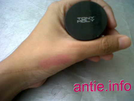 Tony Moly Magic Lip Tint Gel