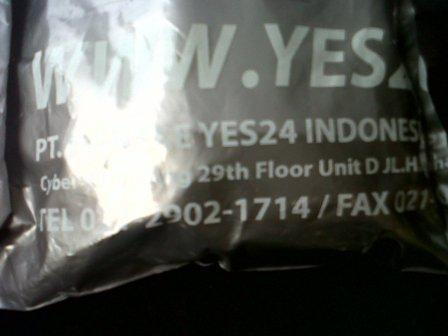 Paket dari Yes24