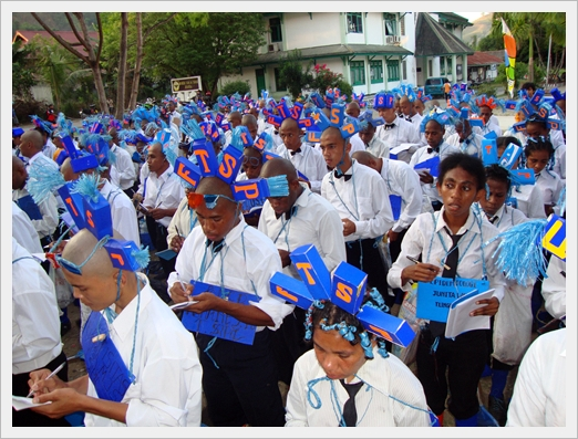 MOS OSPEK di Indonesia