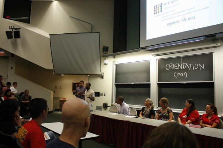 MOS/OSPEK di Kampus Luar Negri