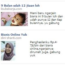 Bisnis online untuk ibu