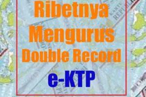 double record e-ktp
