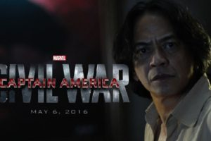Ray Sahetapy Batal Main Dalam Film Captain America