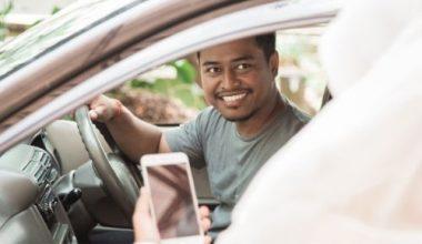 Pesan Taxi Online GoCar Grab di Bandara Juanda Surabaya