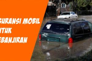Perusahaan asuransi mobil untuk kebanjiran