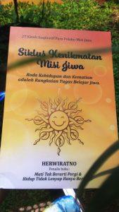 Buku siklus kenikmatan misi jiwa Herwiratno