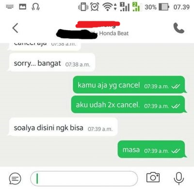 driver grab cancel orderan