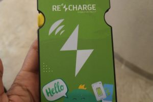power bank recharge