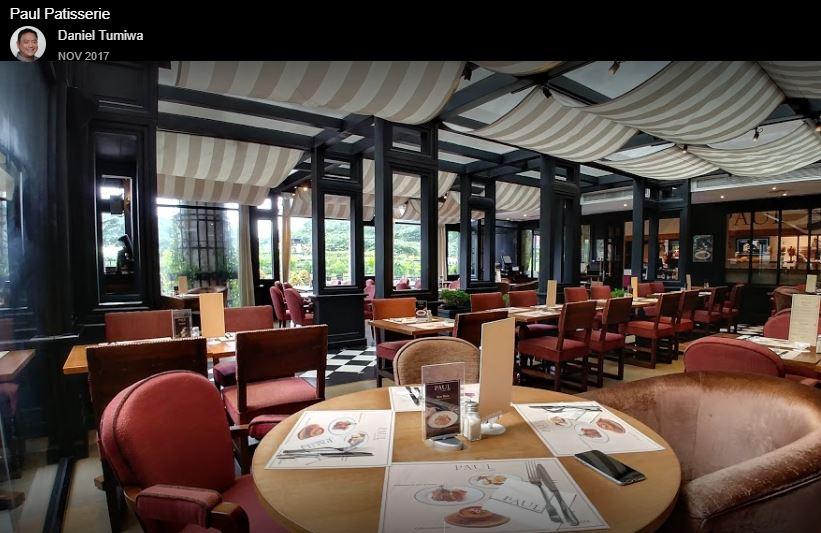 Paul Patisserie Restaurant Vibe