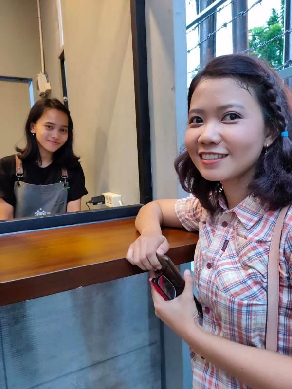 Barista SheBrews Dinoyo Surabaya