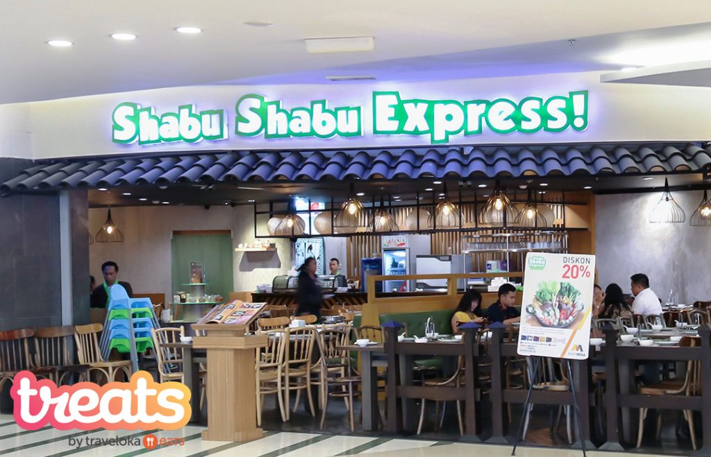 Shabu-Shabu Express Central Park Mall Jakarta