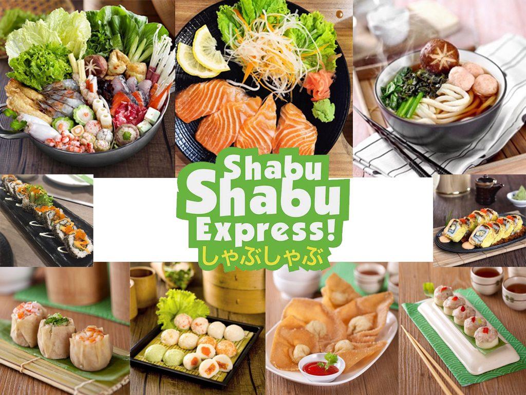 #PengalamanMengenyangkan makan di Shabu-Shabu Express Menggunakan Treats by Traveloka Eats
