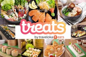Treats Traveloka Eats