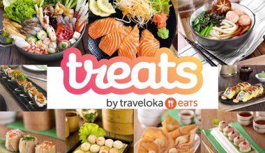 Treats Traveloka Eats
