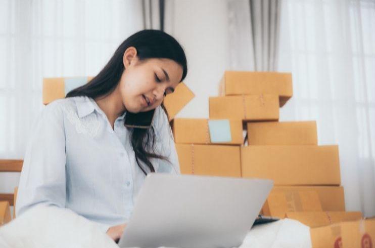Bisnis Dropship Dari Rumah